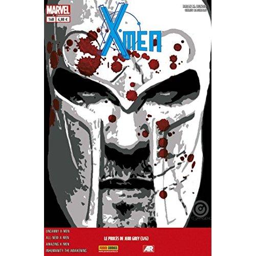 X-MEN 2013 016 :  LE PROCES DE JEAN GREY 3/6 COVER LIBRAIRIE