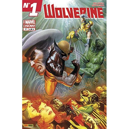 WOLVERINE 2013 17 ALL-NEW MARVEL NOW!