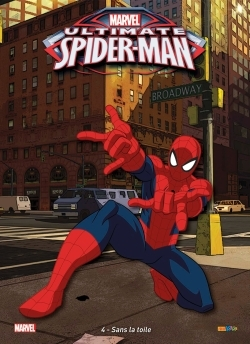 ULTIMATE SPIDER-MAN T04
