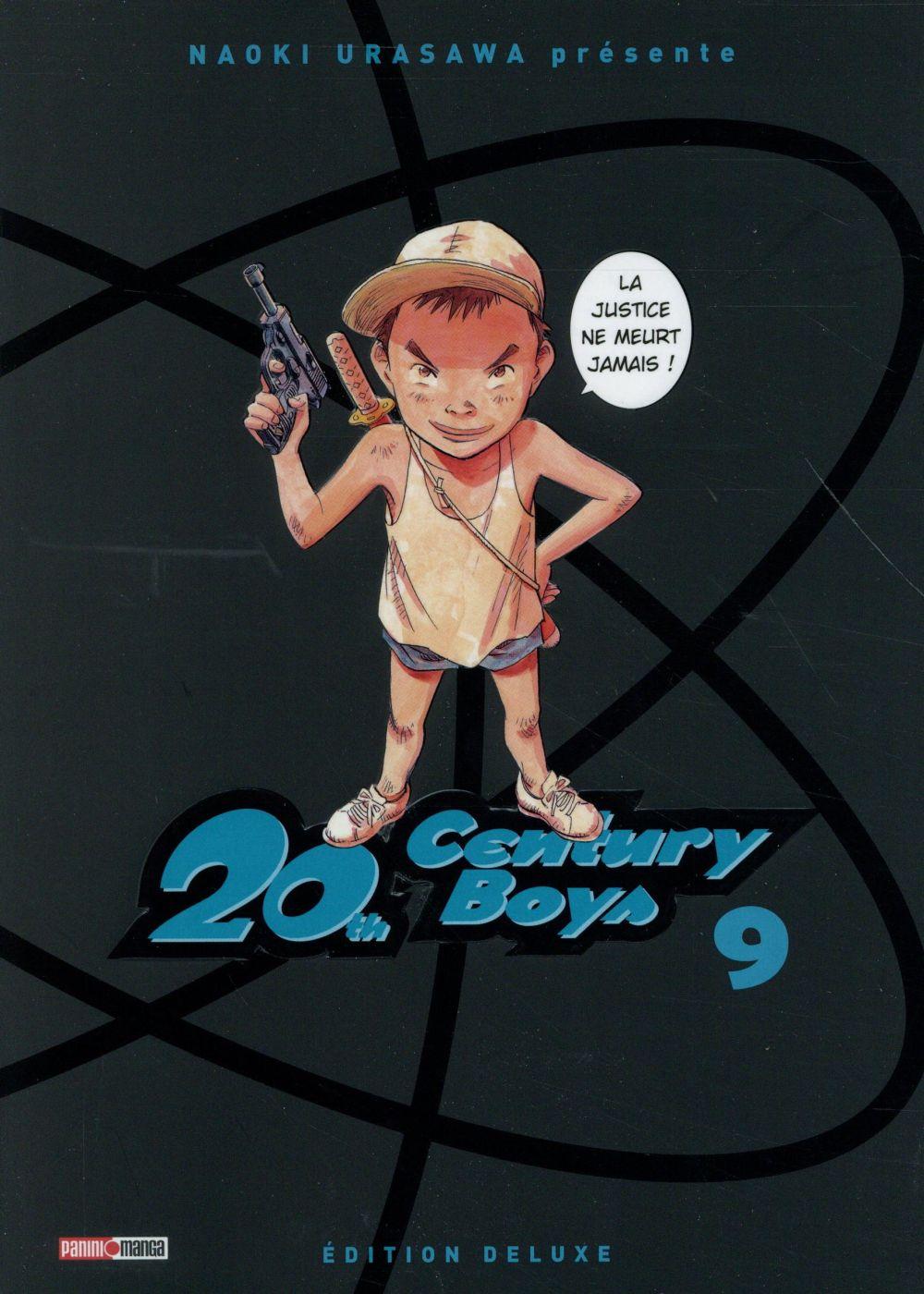 20TH CENTURY BOYS DELUXE T09