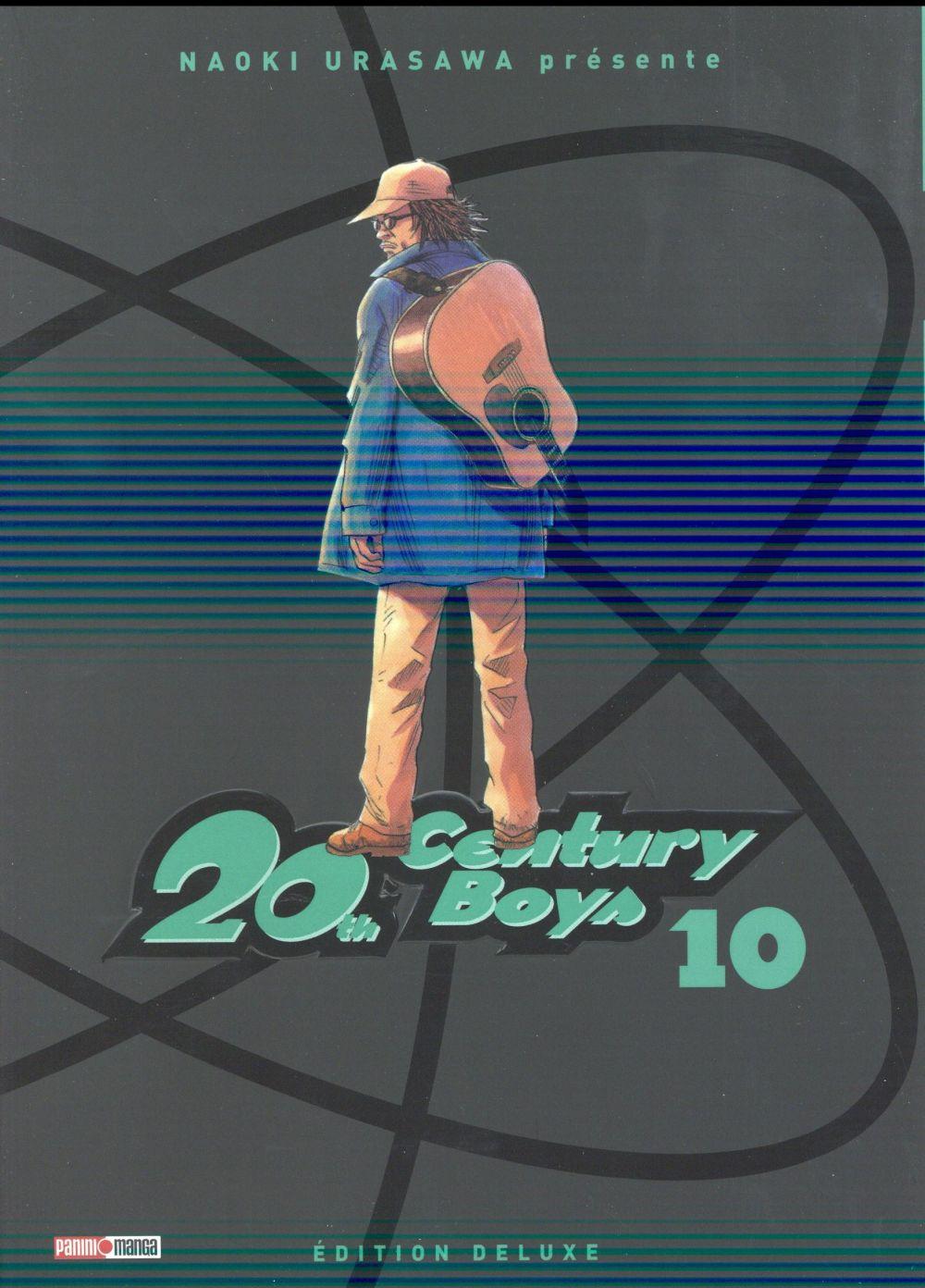 20TH CENTURY BOYS DELUXE T10
