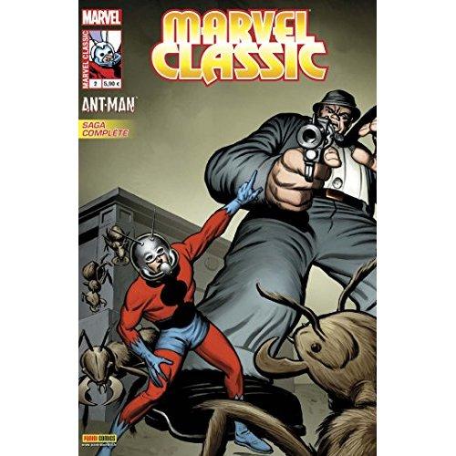 MARVEL CLASSIC  V2 02: ANT-MAN