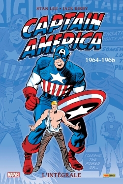 CAPTAIN AMERICA INTEGRALE T01 1964-1966