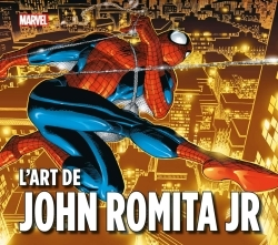 MARVEL : L'ART DE ROMITA JR