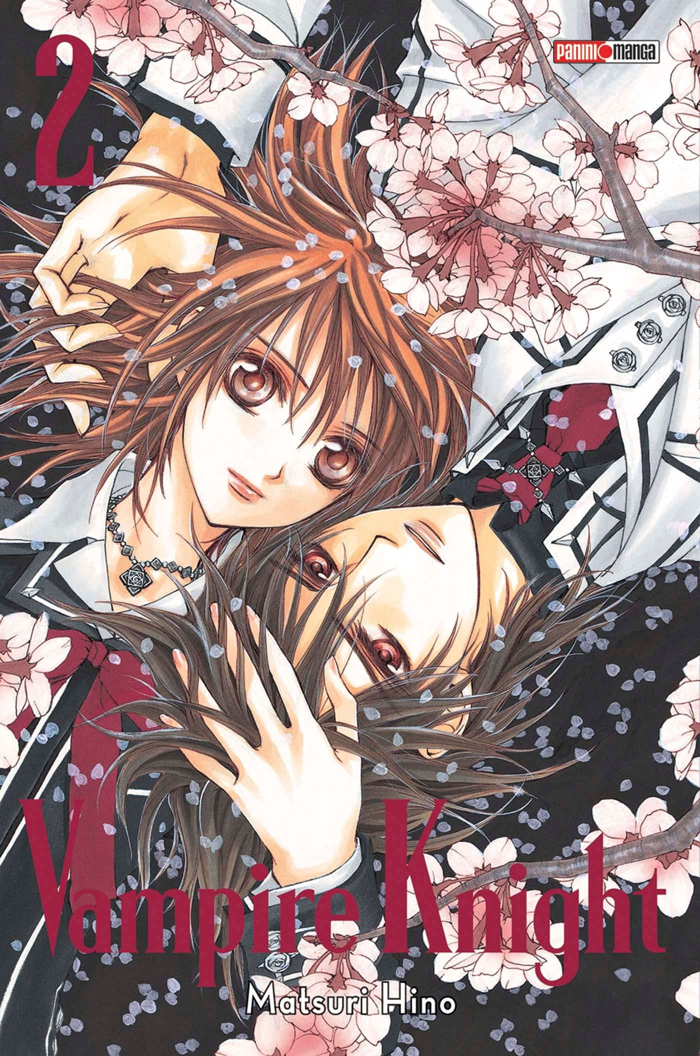VAMPIRE KNIGHT T02 ED DOUBLE