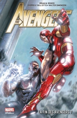 NEW AVENGERS AGE DES HEROS T03