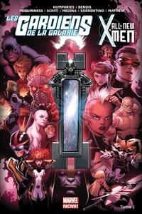 ALL NEW X-MEN/LES GARDIENS DE LA GALAXIE T01