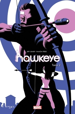 ALL NEW HAWKEYE T02