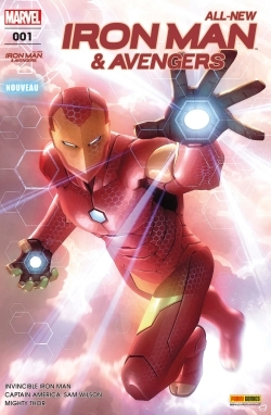 ALL-NEW IRON MAN & AVENGERS N 1