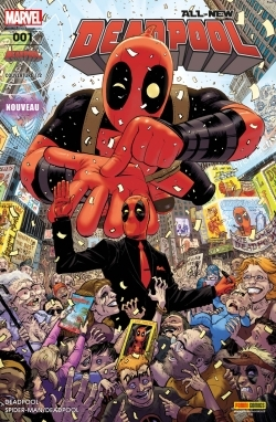 ALL-NEW DEADPOOL N 1 (COUVERTURE 1/2)