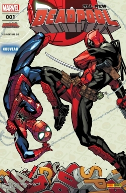 ALL-NEW DEADPOOL N  1 (COUVERTURE 2/2)