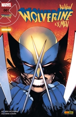 ALL-NEW WOLVERINE & THE X-MEN N 1