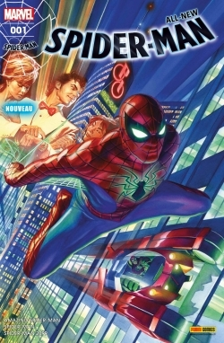 ALL-NEW SPIDER-MAN N 1