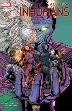 ALL-NEW INHUMANS N  3