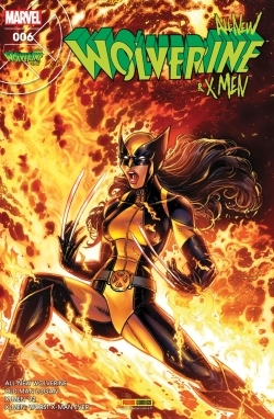 ALL-NEW WOLVERINE & THE X-MEN N 6
