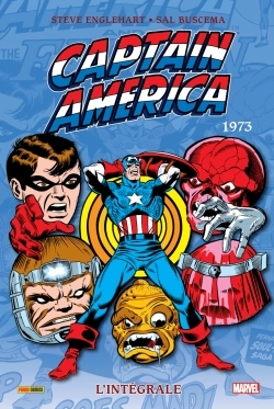 CAPTAIN AMERICA INTEGRALE T07 1973