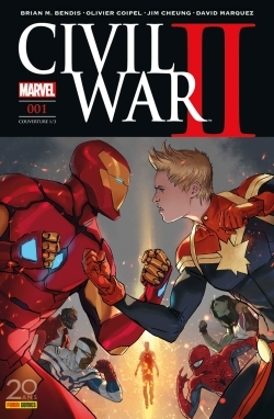 CIVIL WAR II N 1