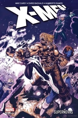 X-MEN / SUPERNOVAS
