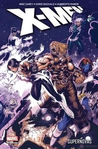 X-MEN / SUPERNOVAS
