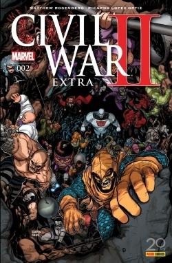 CIVIL WAR II EXTRA N 2