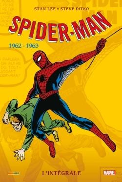 AMAZING SPIDER-MAN INTEGRALE T01 1962-1963 NED