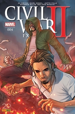 CIVIL WAR II EXTRA N 4