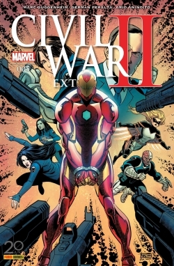 CIVIL WAR II EXTRA N 5