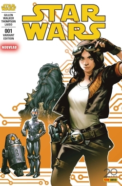 STAR WARS N 1 (COUVERTURE 2/2)