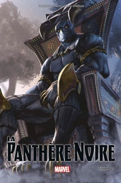 LA PANTHERE NOIRE ALL-NEW ALL-DIFFERENT T02