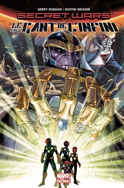 SECRET WARS : LE GANT DE L'INFINI