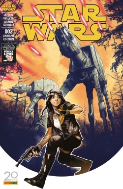 STAR WARS N 3 (COUVERTURE 2/2)