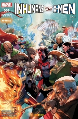 INHUMANS VS X-MEN N 1