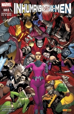 INHUMANS VS X-MEN N 3