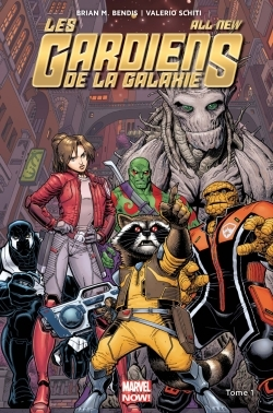 ALL-NEWLES GARDIENS DE LA GALAXIE T01