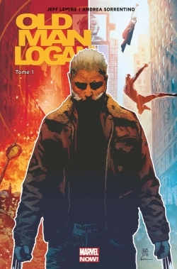 OLD MAN LOGAN ALL-NEW ALL-DIFFERENT T01