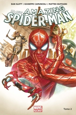 ALL-NEW AMAZING SPIDER-MAN T02