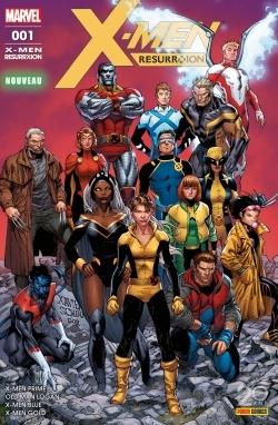 X-MEN : RESURRXION N 1