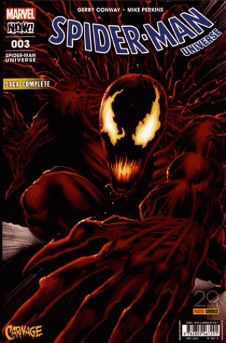 SPIDER-MAN UNIVERSE N 3