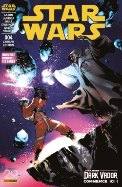 STAR WARS N 4 (COUVERTURE 2/2)