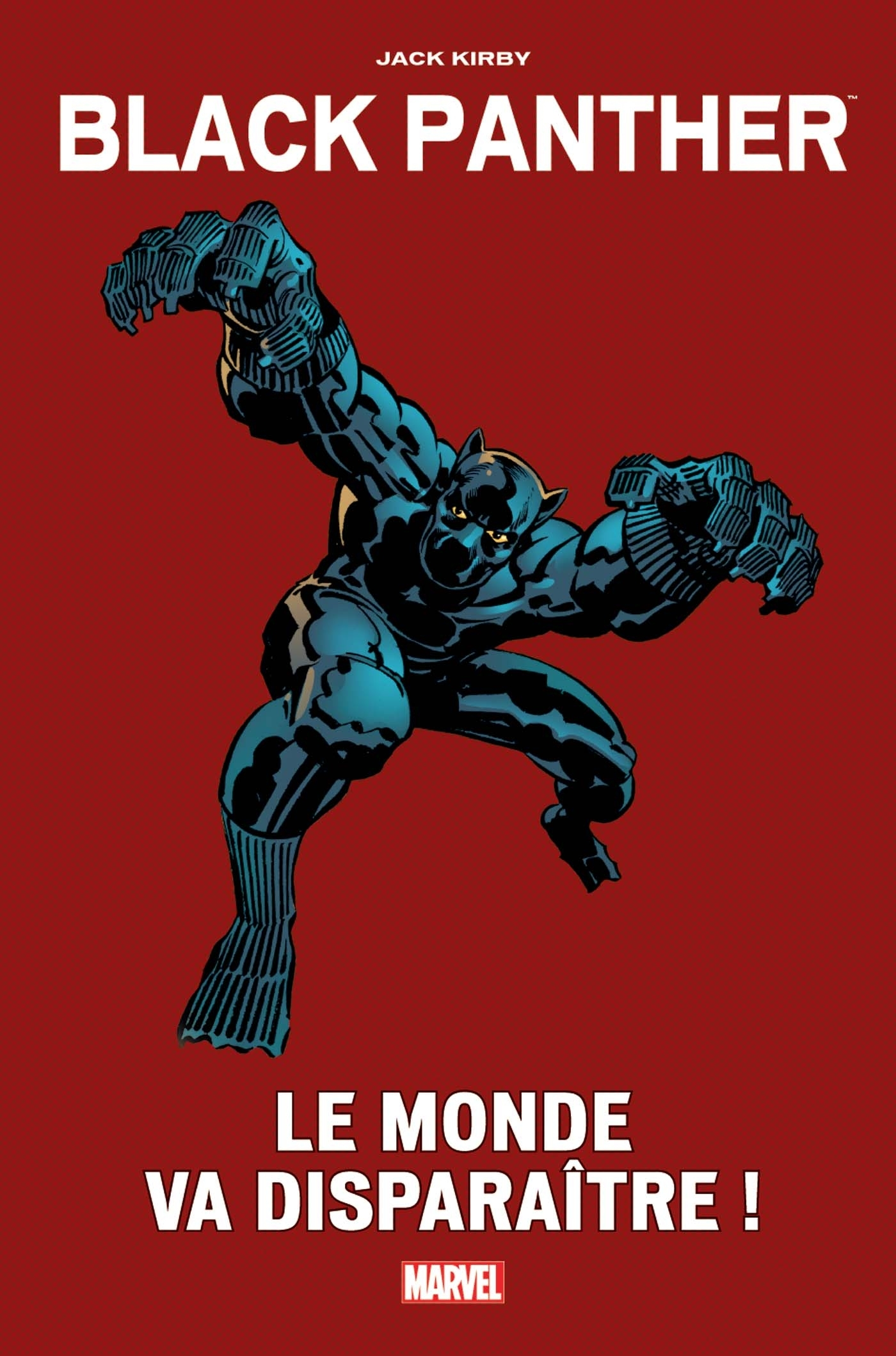 BLACK PANTHER : LE MONDE VA DISPARAITRE !