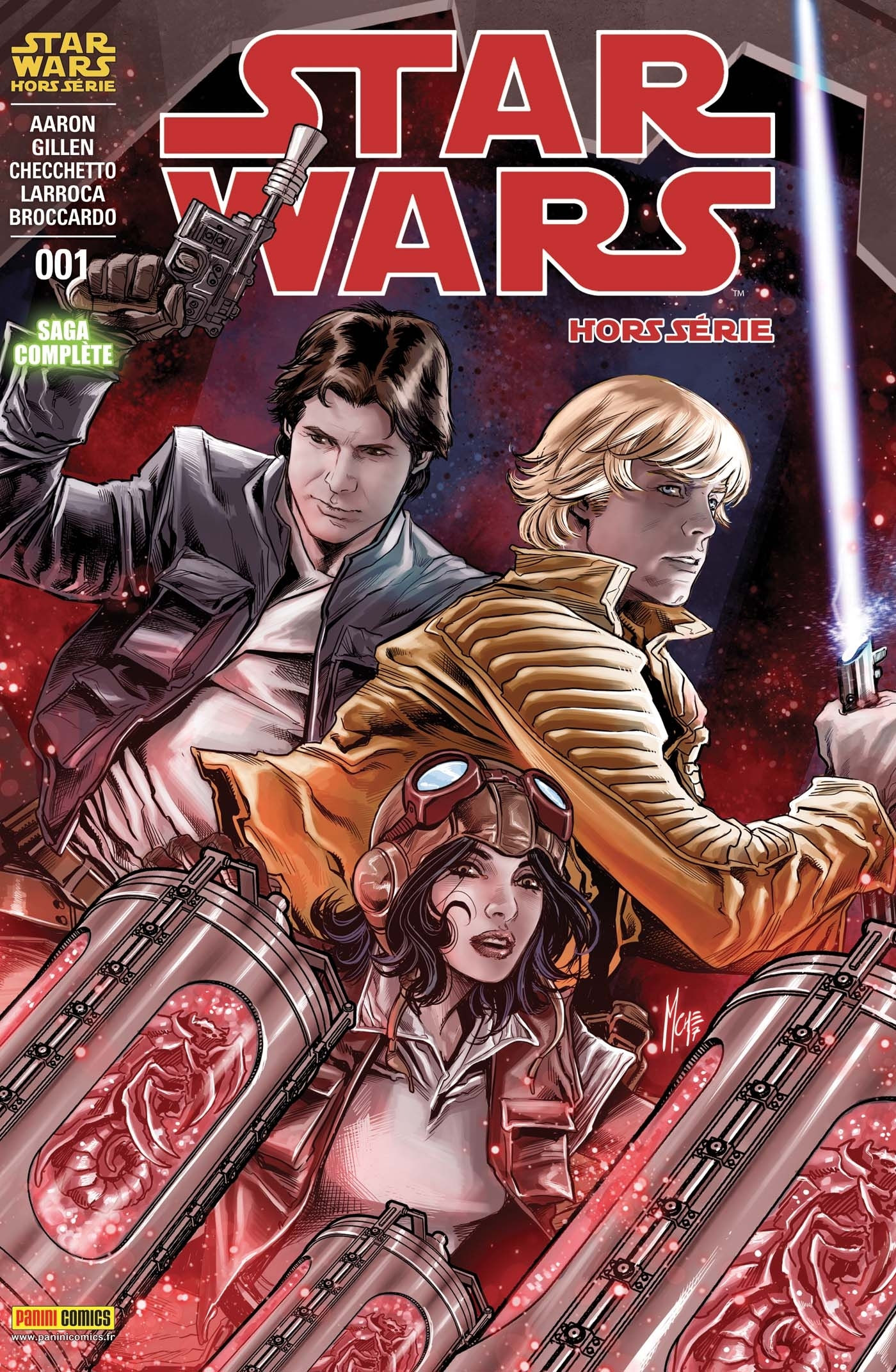 STAR WARS HS N 1 (COUVERTURE 1/2)