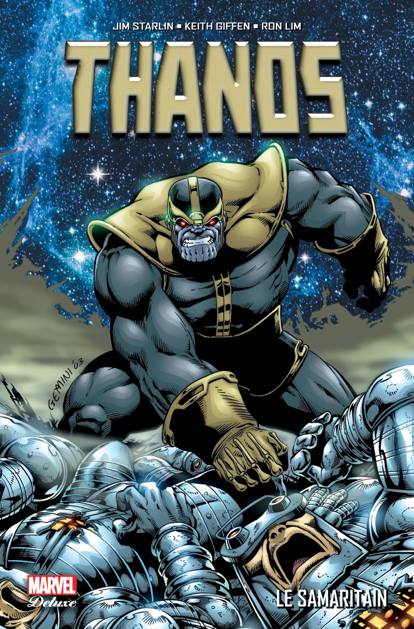 THANOS : LE SAMARITAIN