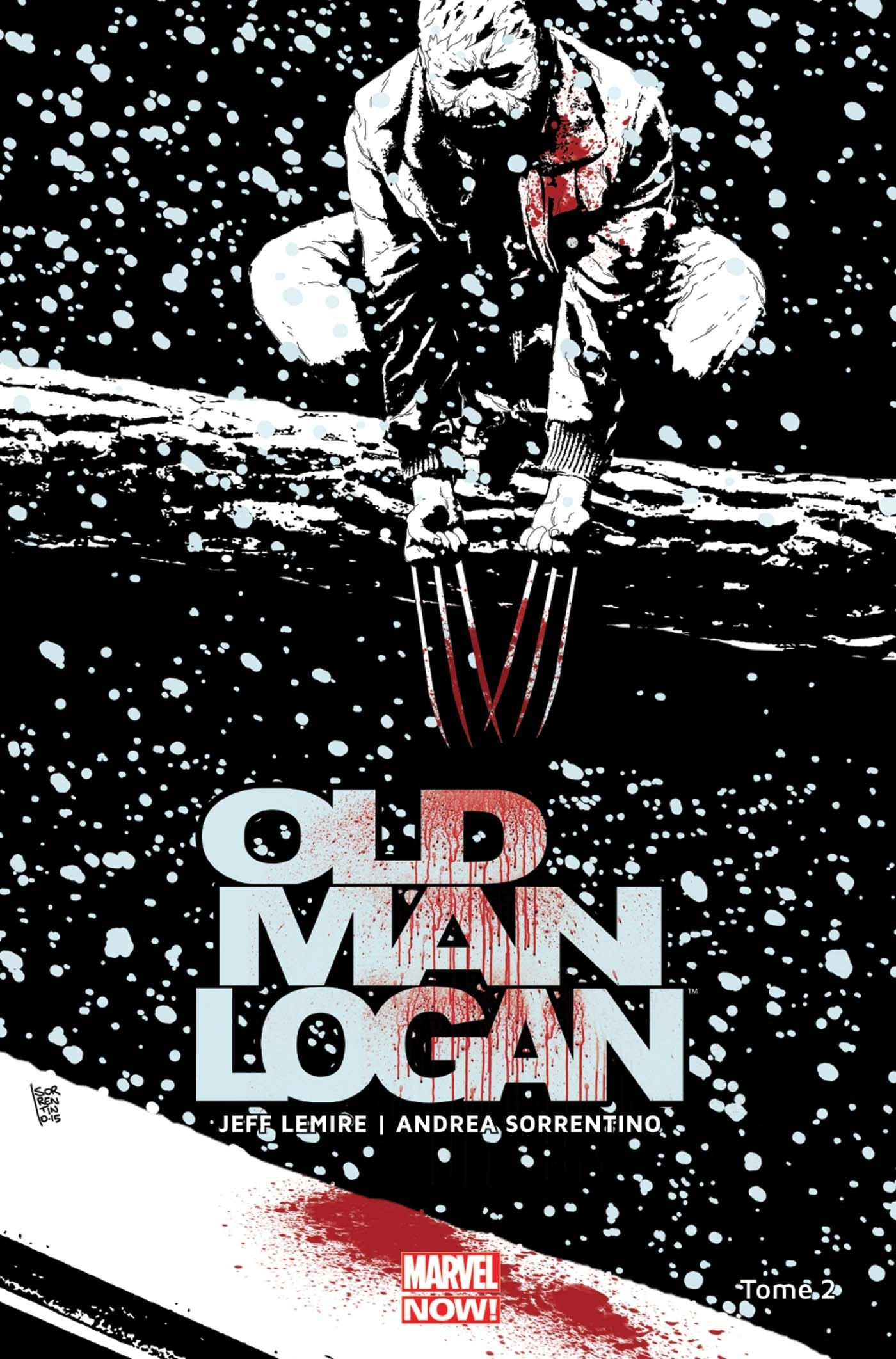 OLD MAN LOGAN ALL-NEW ALL-DIFFERENT T02