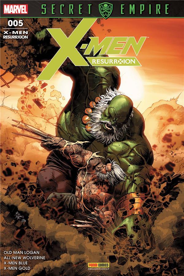 X-MEN : RESURRXION N 5