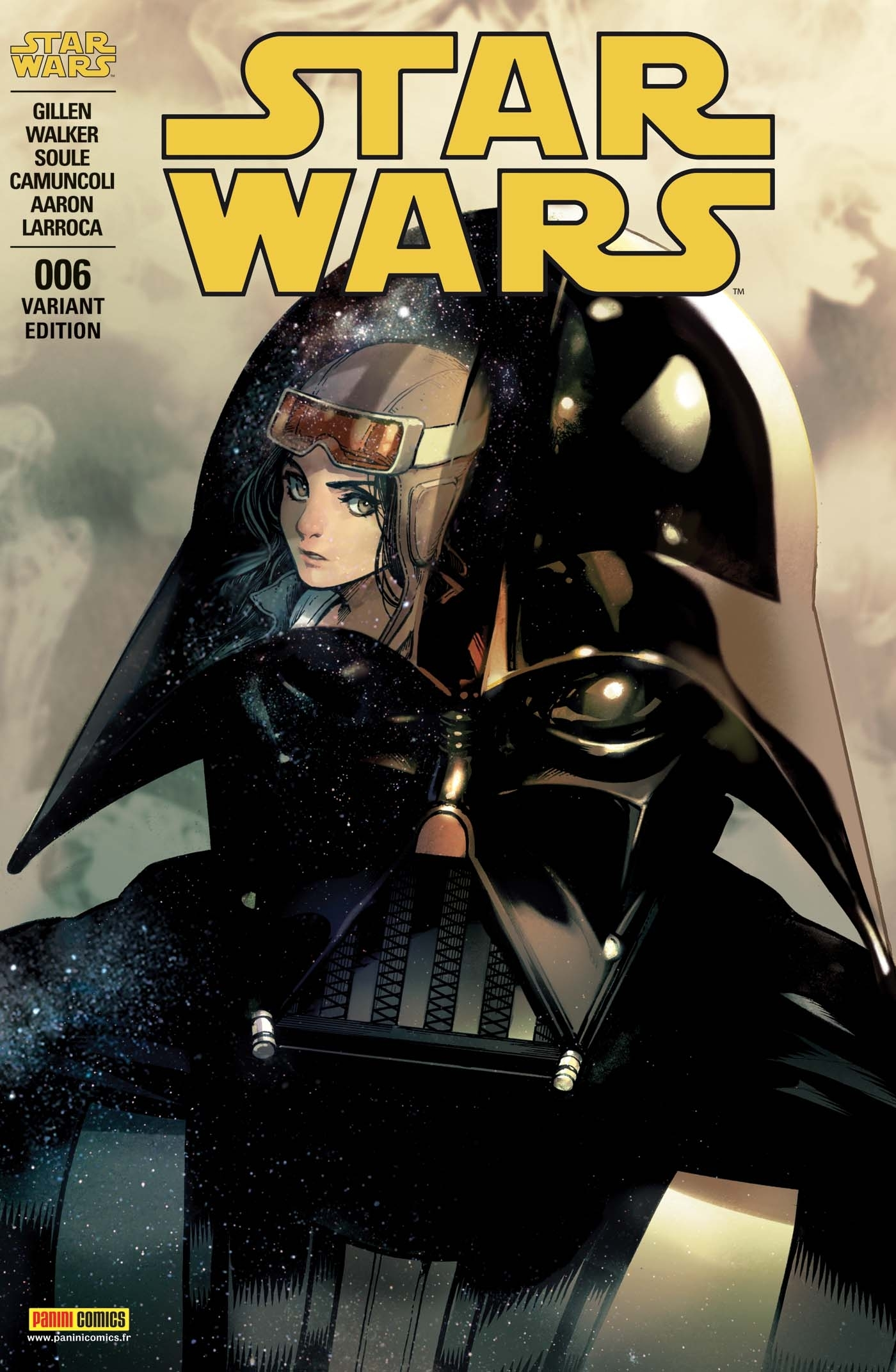 STAR WARS N 6 (COUVERTURE 2/2)