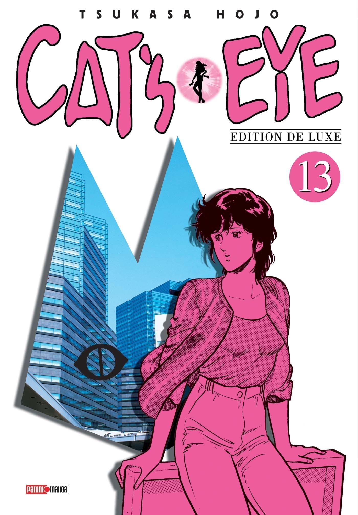 CAT'S EYE T13 NED
