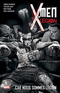 X-MEN : LEGION T02