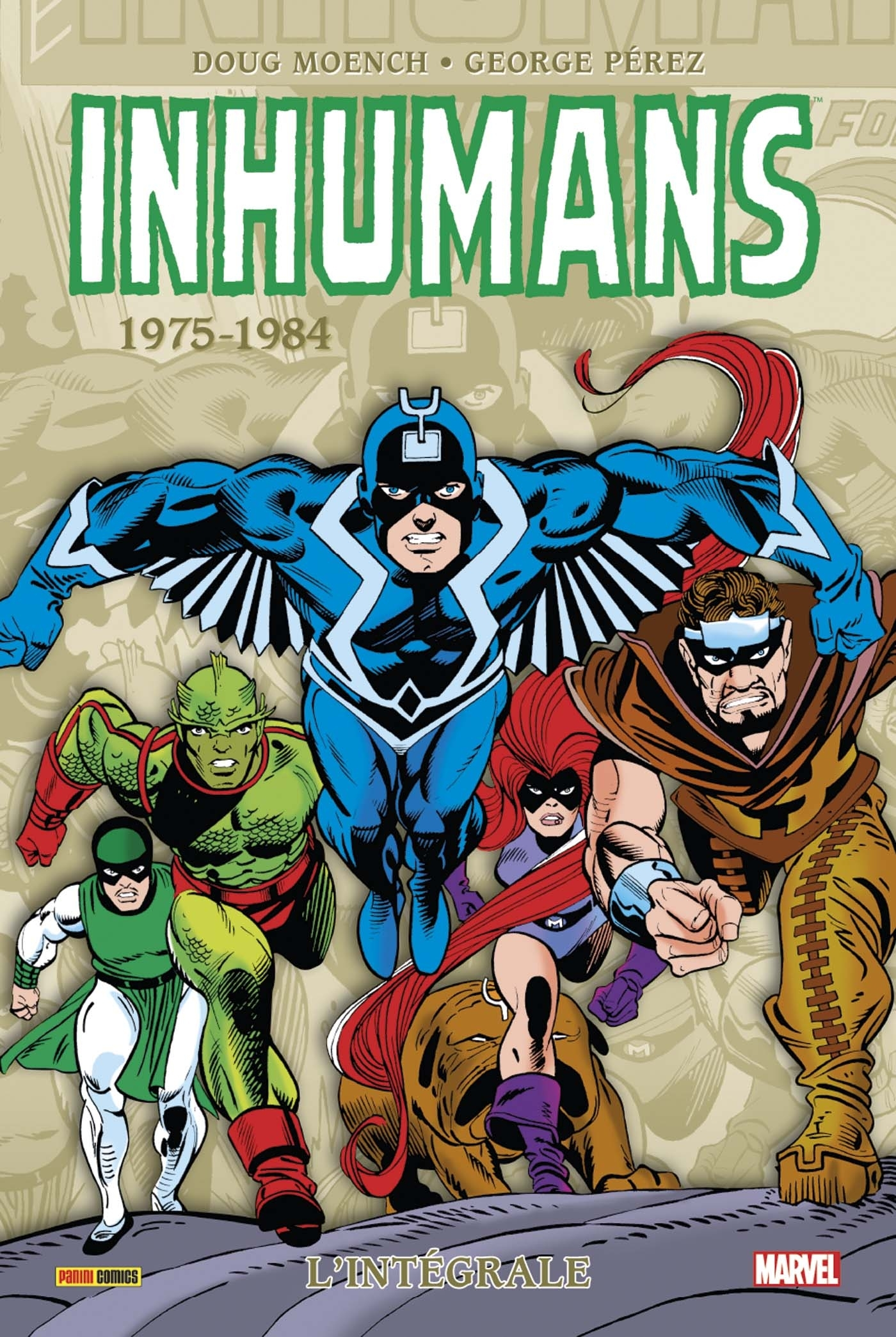 INHUMANS - INTEGRALE 1975-1981