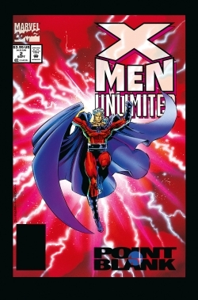 C'EST X-MEN - INTEGRALE 1993 (IV)