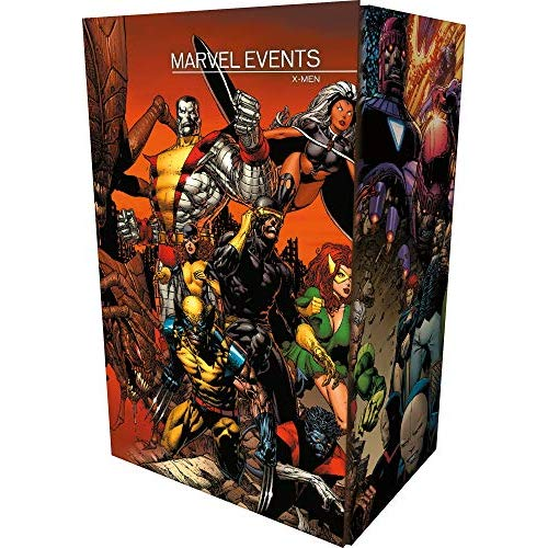 COFFRET MARVEL EVENTS : X-MEN